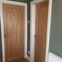 RGS Oak interior doors